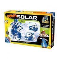 D-Toys Научный набор Robot Solar 3 в 1