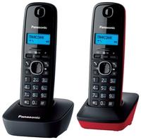 Радиотелефон PANASONIC KX-TG1612AB