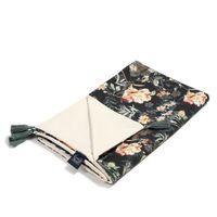 Покрывало La Millou Blooming Boutique Noir / Rafaello 80x100 см