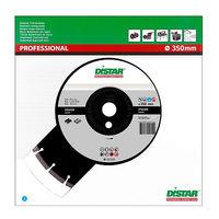 Алмазный диск Distar 1A1RSS/C3S-H 400x3,5/2,5x10x25,4-28 F4 STAYER