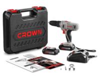 Шуруповерт аккумуляторный 18 V (1,5 Ah)  Crown CT21056L-1.5 BMC