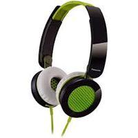 Наушники PANASONIC RP-HXS200E-G Green