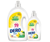 Жидкое моющее средство Dero 2в1 Фрезия, 3л. + Dero жидкость Фрезия, 1л БЕСПЛАТНО