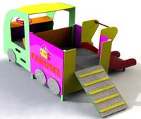 Complex de joacă EBS Car 089