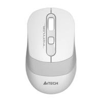 Мышь A4Tech FG10 White/Grey