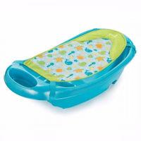 Ванночка с гамаком Summer Infant Splish 'n Splash Blue