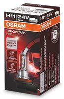 Автомобильная лампа Osram H11 24V 70W PGJ19-2 (64216 TSP)