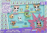 Littlest Pet Shop B9343 Набор Коллекция Петов