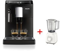 Кофемашина Philips EP3510/00 + HR2100/00 Blender Gratis