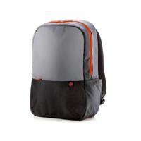 "15.6"" NB Backpack - HP Duotone Orange Backpack, Grey/Black/Orange"