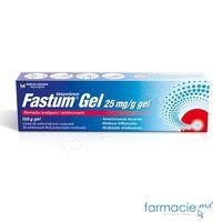 Фастум гель 2,5% 100г