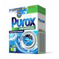 Стиральный порошок Purox Universal 335 гр (картон.упаковка)