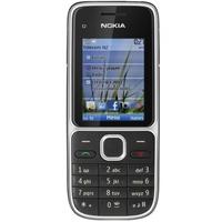 "Nokia C2-01, 2"" 320x240 3.15Mpix microSD 1020mAh Black"