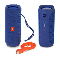 JBL Bluetooth Speaker FLIP 4, Blue