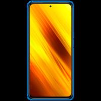 Xiaomi Poco X3 6/64Gb Duos, Cobalt Blue