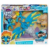 Hasbro My little pony Guardian of Harmony Spitfire and Soarin (B6011)
