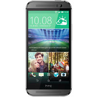 Смартфон HTC One (M8) Gnmetal Gray
