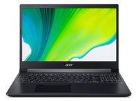 ACER Aspire A715-41G Charcoal Black (NH.Q8QEU.007)(Ryzen 7 3750H 4xCore 2.3-4.0GHz, 16GB (2x8) DDR4 RAM, 512GB PCIe NVMe SSD, NVIDIA GeForce GTX 1650Ti 4GB GDDR6)