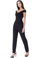 Pantaloni City Goddess Negru TR124-BLACK CITY GODDESS