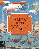 Самая высокая башня, самая маленькая звезда: наглядный сборник сравнений(eng)