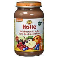 Piure de mere și fructe de pădure Holle (8 luni+), 220g