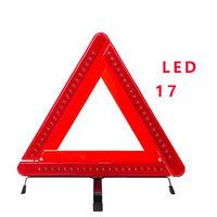 купить Треугольник автомобильный LED 420*420*420mm в Кишинёве