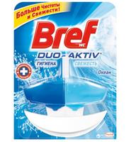 BREF Duo Activ WC с ароматом океана, 60 г