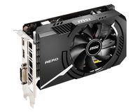 MSI GeForce GTX 1650 D6 AERO ITX OCV1 / 4GB GDDR6 128Bit