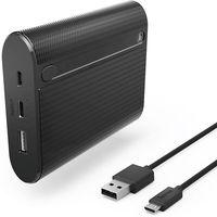 Аккумулятор внешний USB (Powerbank) Hama 178983 X10 10400 mAh