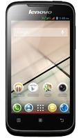 LENOVO IdeaPhone A369i MD, чёрный