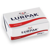 Масло сливочное LURPAK 82%