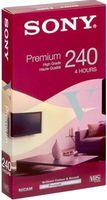 Кассета видео Sony E-240VG Premium VHS
