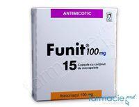 Funit 100mg caps. N15 (itraconazol)