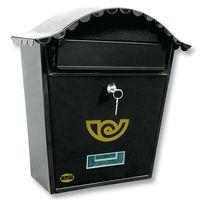 купить Почтовой ящик, черный в Кишинёве