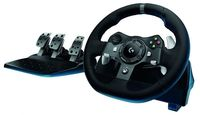 Wheel Logitech Driving Force Racing G920 for Xbox One and PC