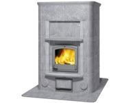 Печь-камин с духовкой - Tulikivi TLU2480