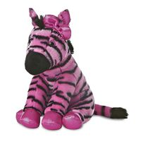 Aurora Destination Nation Pink Zebra 30cm (19350)