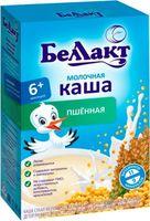 Беллакт каша пшенная молочная, 6+мес. 250г