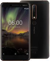 Nokia 6.1 2018 4/64Gb Duos, Black