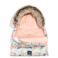 Конверт в коляску La Millou Uni Blooming boutique & Powder Pink