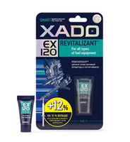 Гель-ревитализант для всех типов топливной аппаратуры и систем впрыска топлива XADO EX120 9мл
