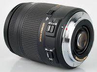 Zoom Lens Sigma AF  18-250mm f/3.5-6.3 DC MACRO OS HSM F/Can