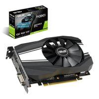 ASUS GTX1660Ti Phoenix OC, 6GB GDDR6 192Bit 1530/12000Mhz