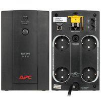 APC BACK-UPS 950VA, 230V, AVR, Schuko Sockets