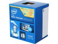 INTEL LGA1150 Pentium Dual-Core G3260, серебристый