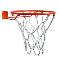 Сетка баскетбольная (1шт) S-R6 Цепь (сталь, l-52см, вес-650гр) (2718)