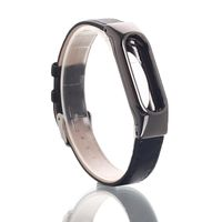 Xiaomi Mi Band Leather Strap for MiBand 1/1S, Black