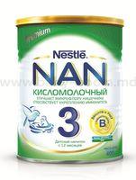 Nestle Nan 3 Кисломолочный (12m+) 400 gr.