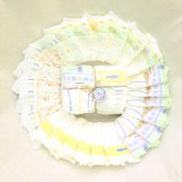 Набор памперсов из 3 брендов (Moony, Pampers Premium, Huggies Elite soft) 24 шт