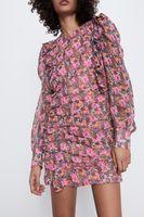 Rochie ZARA Imprimeu floral 2122/618/050